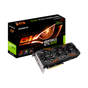 GE Force GTX 1070 game card Canada