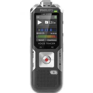 Phillips Voice Tracer DVT dictation portable